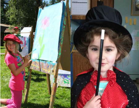 Childrens Art and Drama Camps
